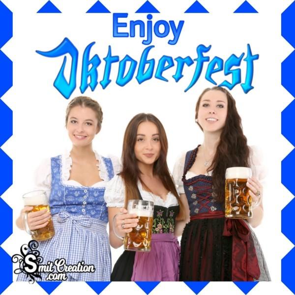 Enjoy Oktoberfest