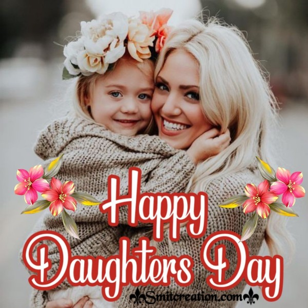 Happy Daughters Day Greetings