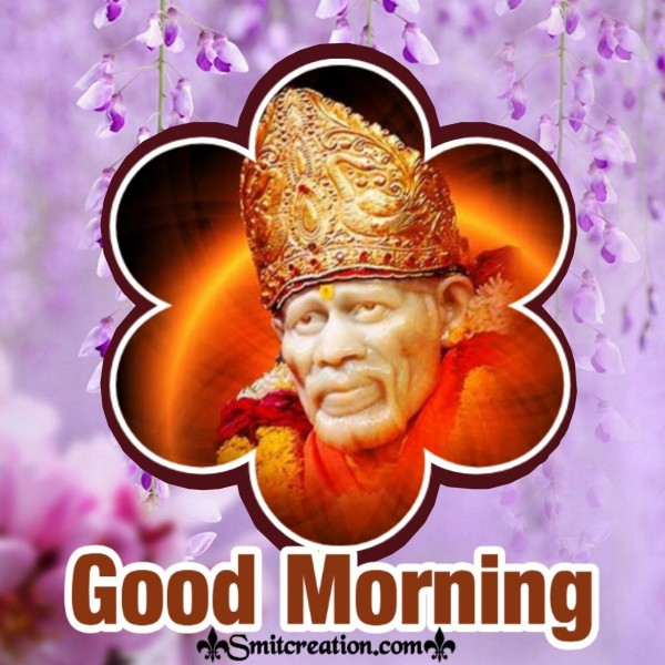Good Morning Sai Baba