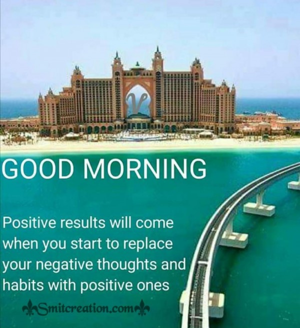 Good Morning Positive Thoughts