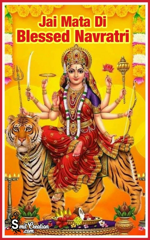 Jai Mata Di Blessed Navratri