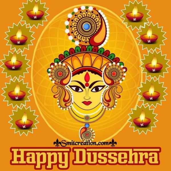Happy Dussehra Durga Image