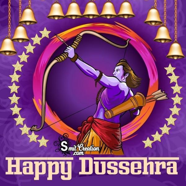Happy Dussehra Ram Image