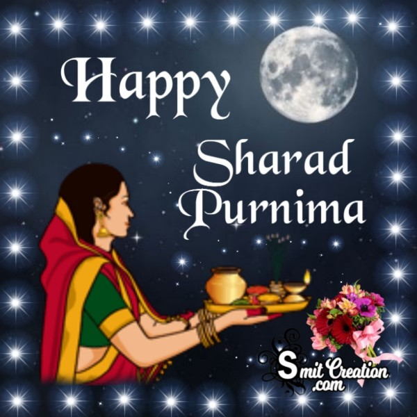 Happy Sharad Purnima Image