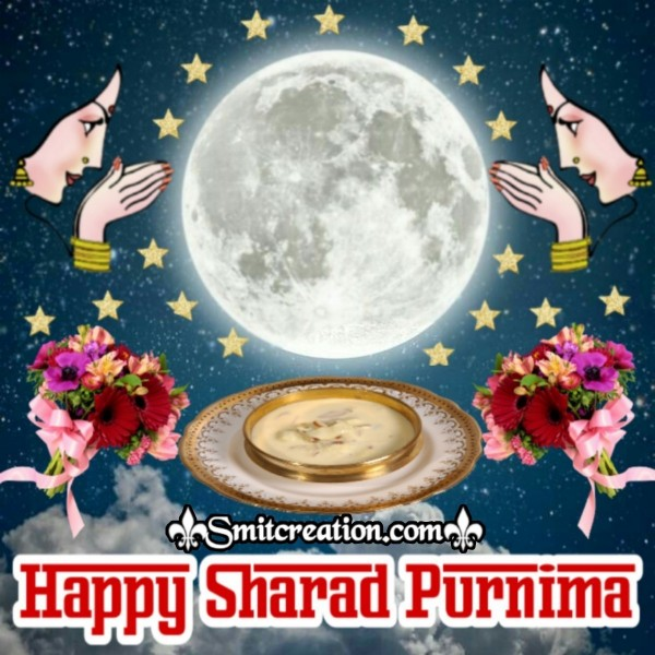 Happy Sharad Purnima Greeting