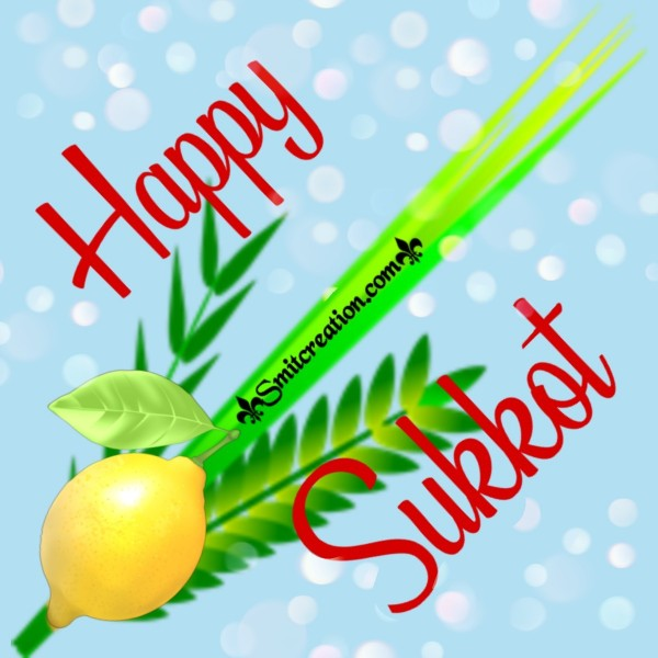 Happy Sukkot Image