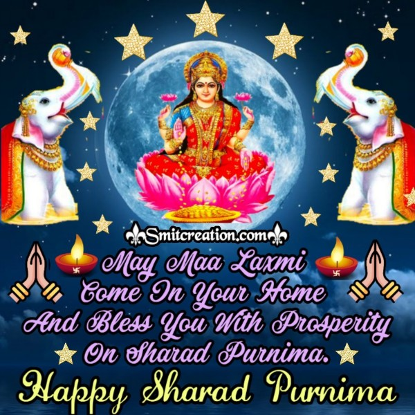 Happy Sharad Purnima Blessings