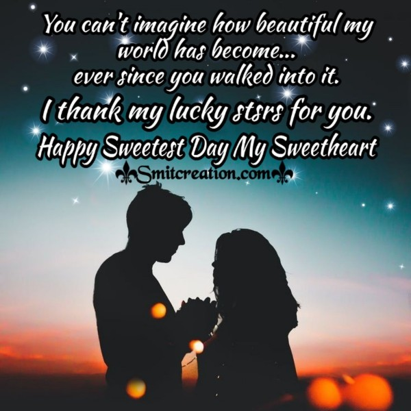 Happy Sweetest Day My Sweetheart