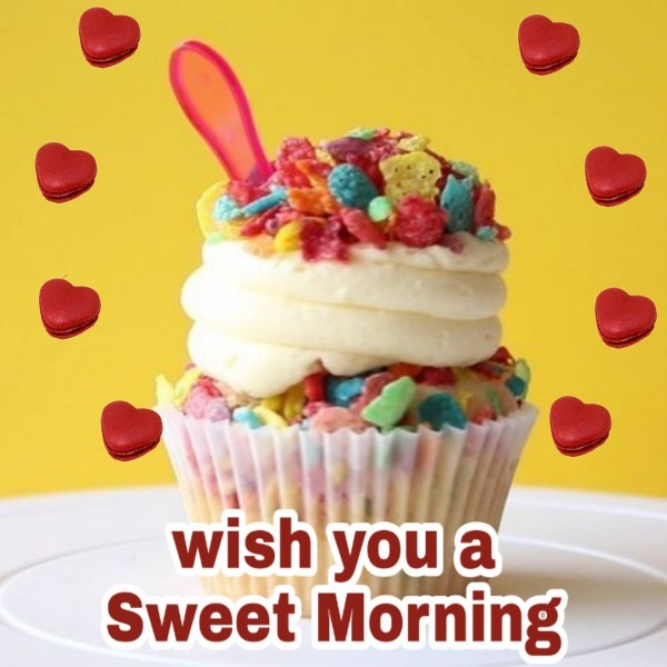 Wish You A Sweet Morning