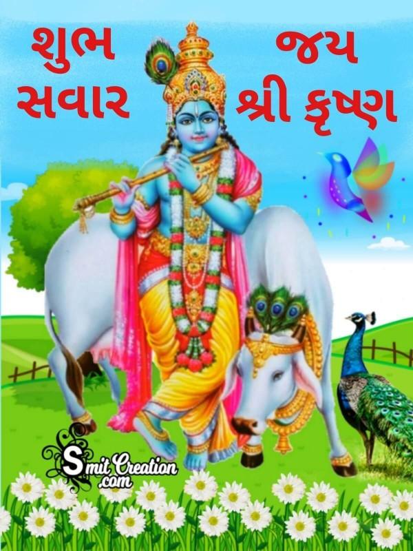 Shubh Savar Krishna Image
