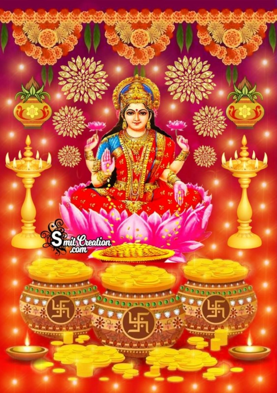 Dhanteras Puja Vidhi In Hindi