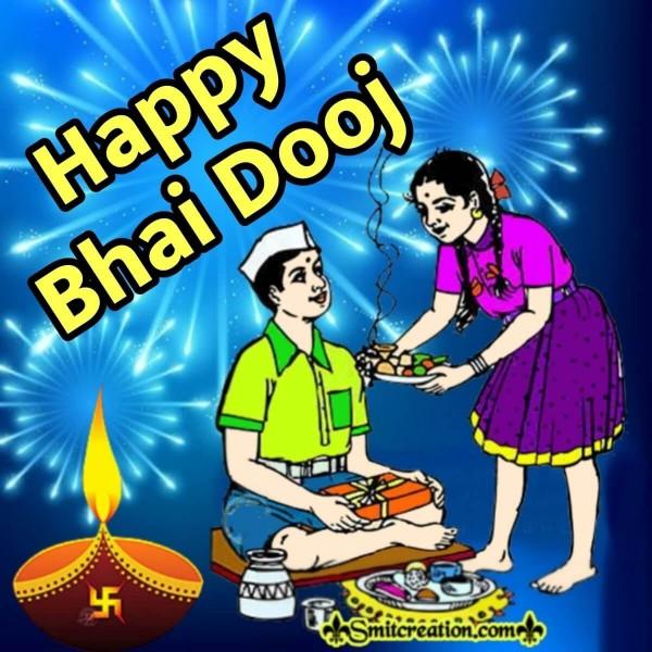 Happy Bhaidooj Image For Whatsapp
