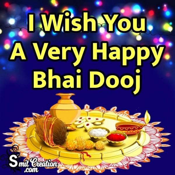 I Wish You A Very Happy Bhai Dooj