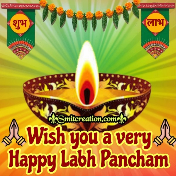 Wish You A Very Happy Labh Pancham
