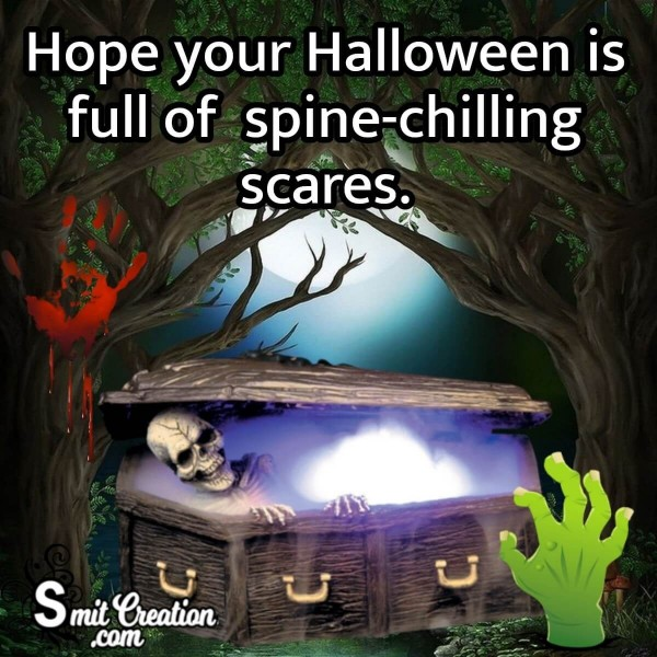 Spine Chilling Halloween Day