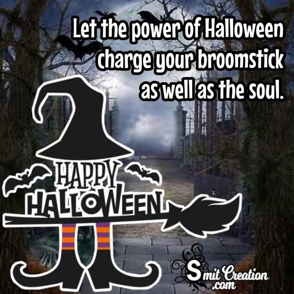 Happy Halloween Blessings