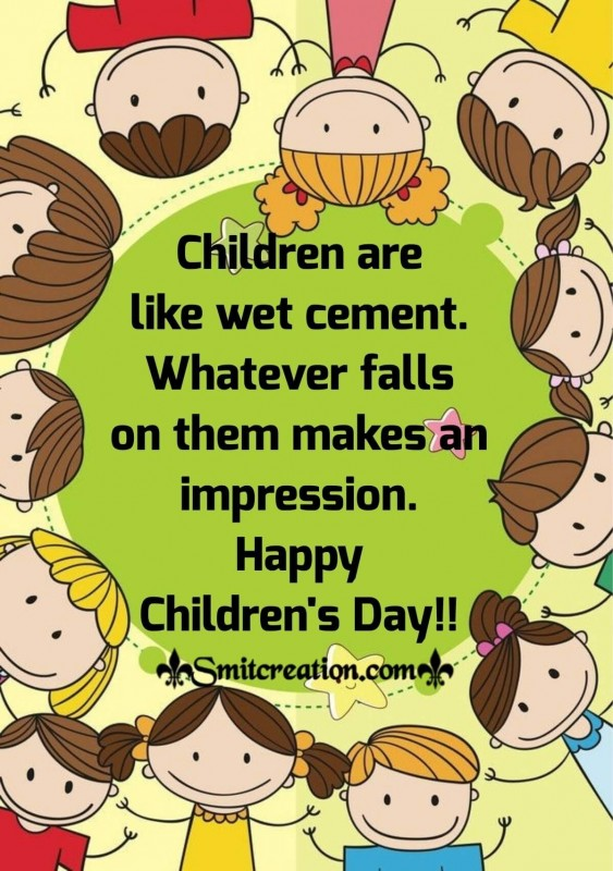 Happy Children's Day Quote