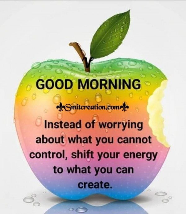 Good Morning Message To Worried Friend