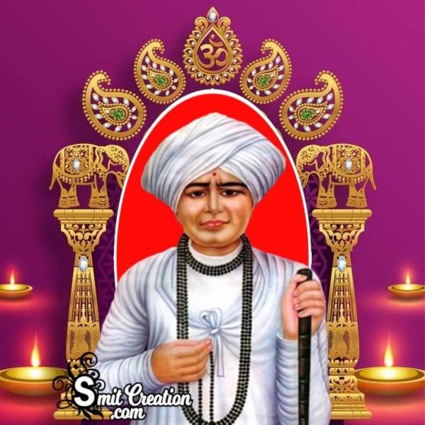 Jalaram Bapa Nice Image