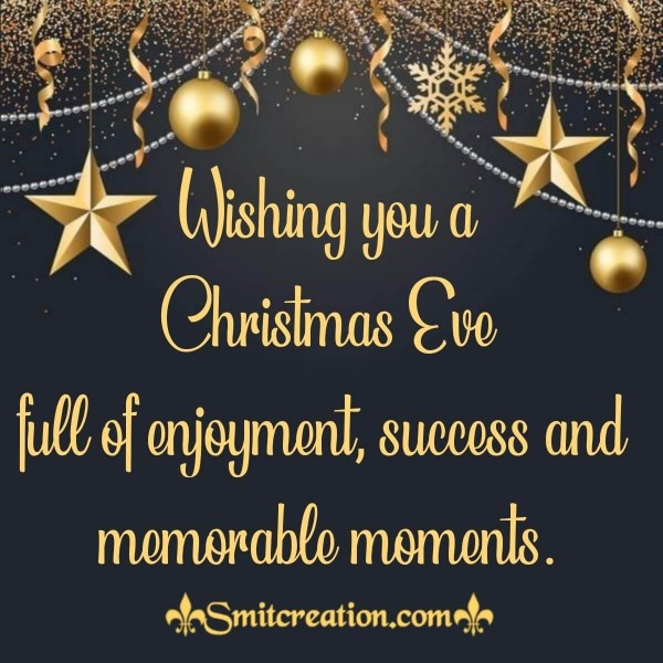 Wishing You A Christmas Eve