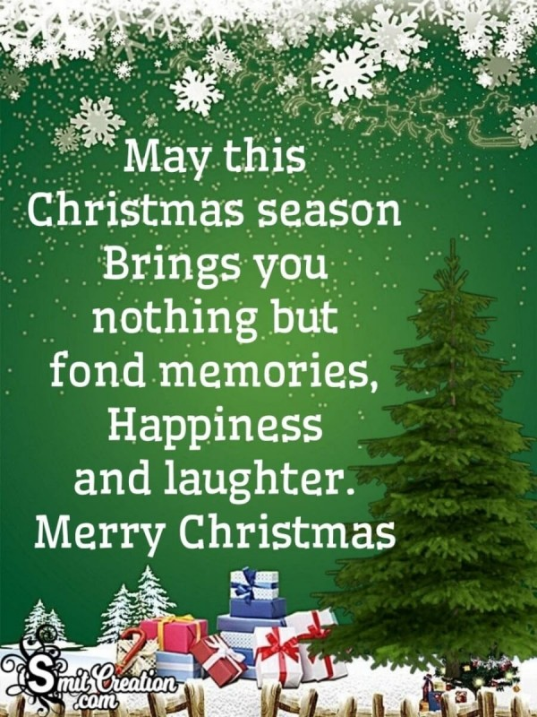 Christmas Season Wishes