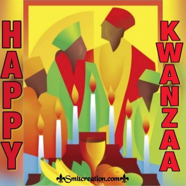 Happy Kwanzaa Greeting
