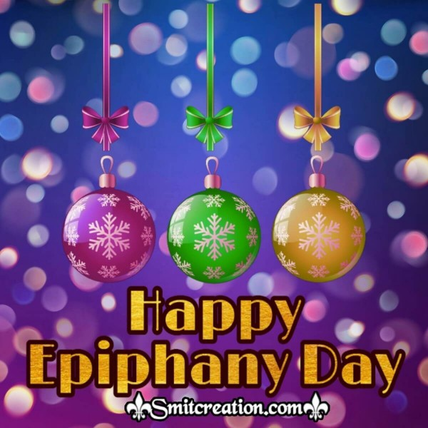 Happy Epiphany Day