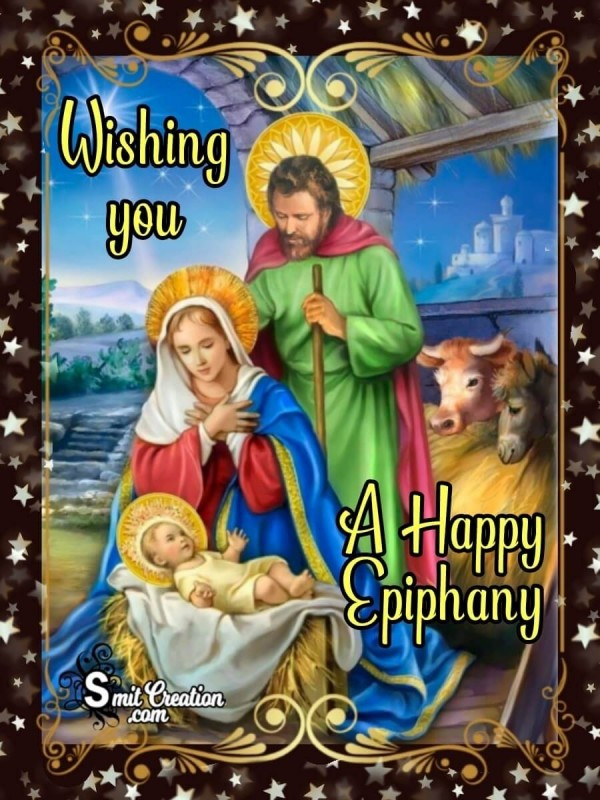 Wishing You A Happy Epiphany