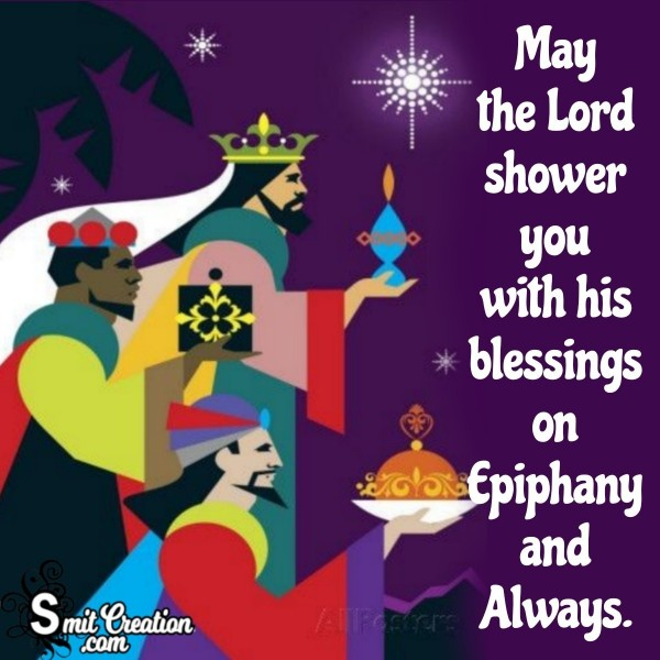Blessings Of Epiphany