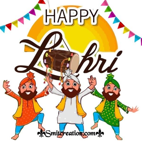 Happy Lohri Balle Balle Image