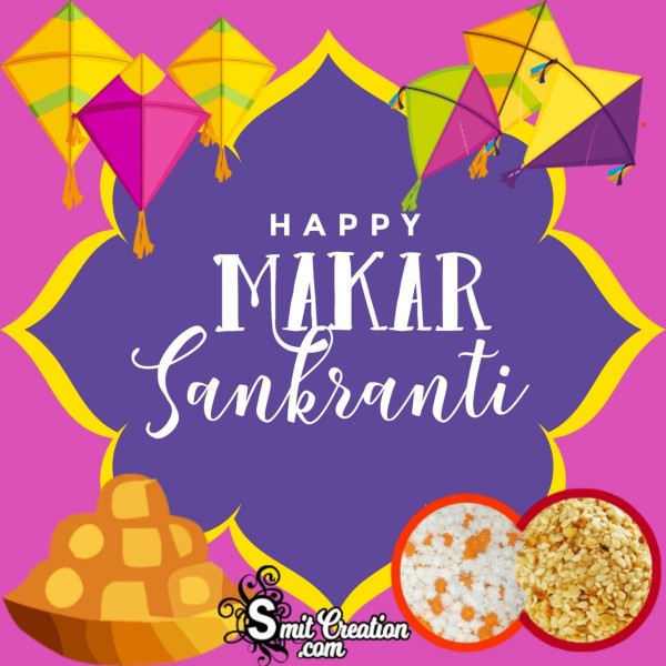 Happy Makar Sankranti Image For Whatsapp