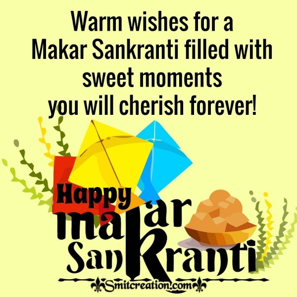 Warm Wishes For Happy Makar Sankranti