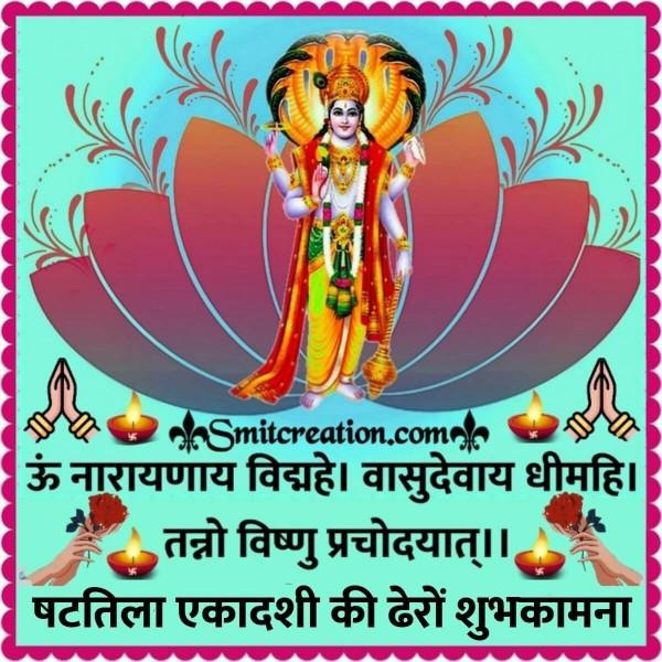 Shattila Ekadashi Ki Dhero Shubhkamna