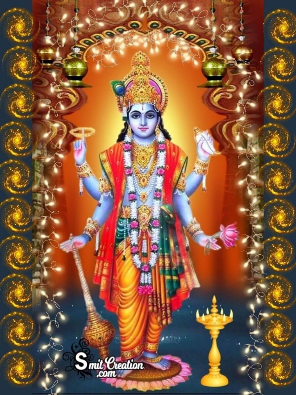 Lord Vishnu Information