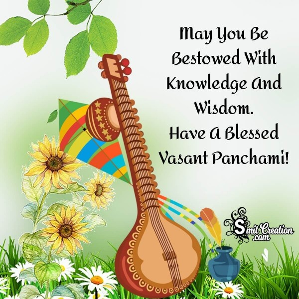 Blessed Vasant Panchami