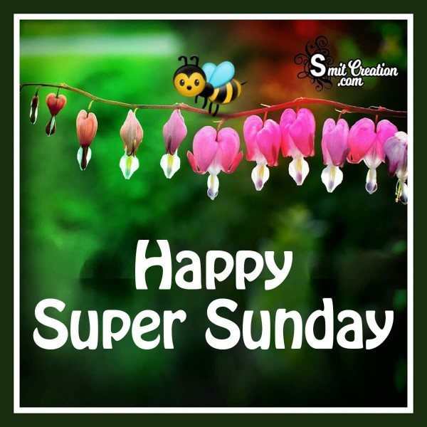 Happy Super Sunday