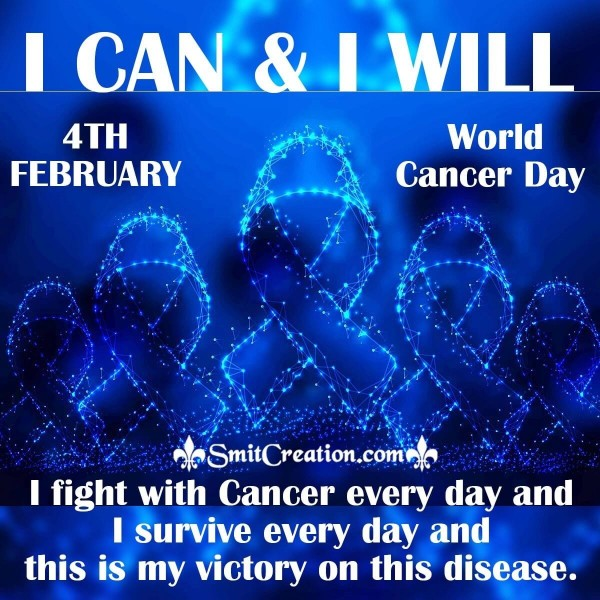 World Cancer Day 2020 Theme Slogan