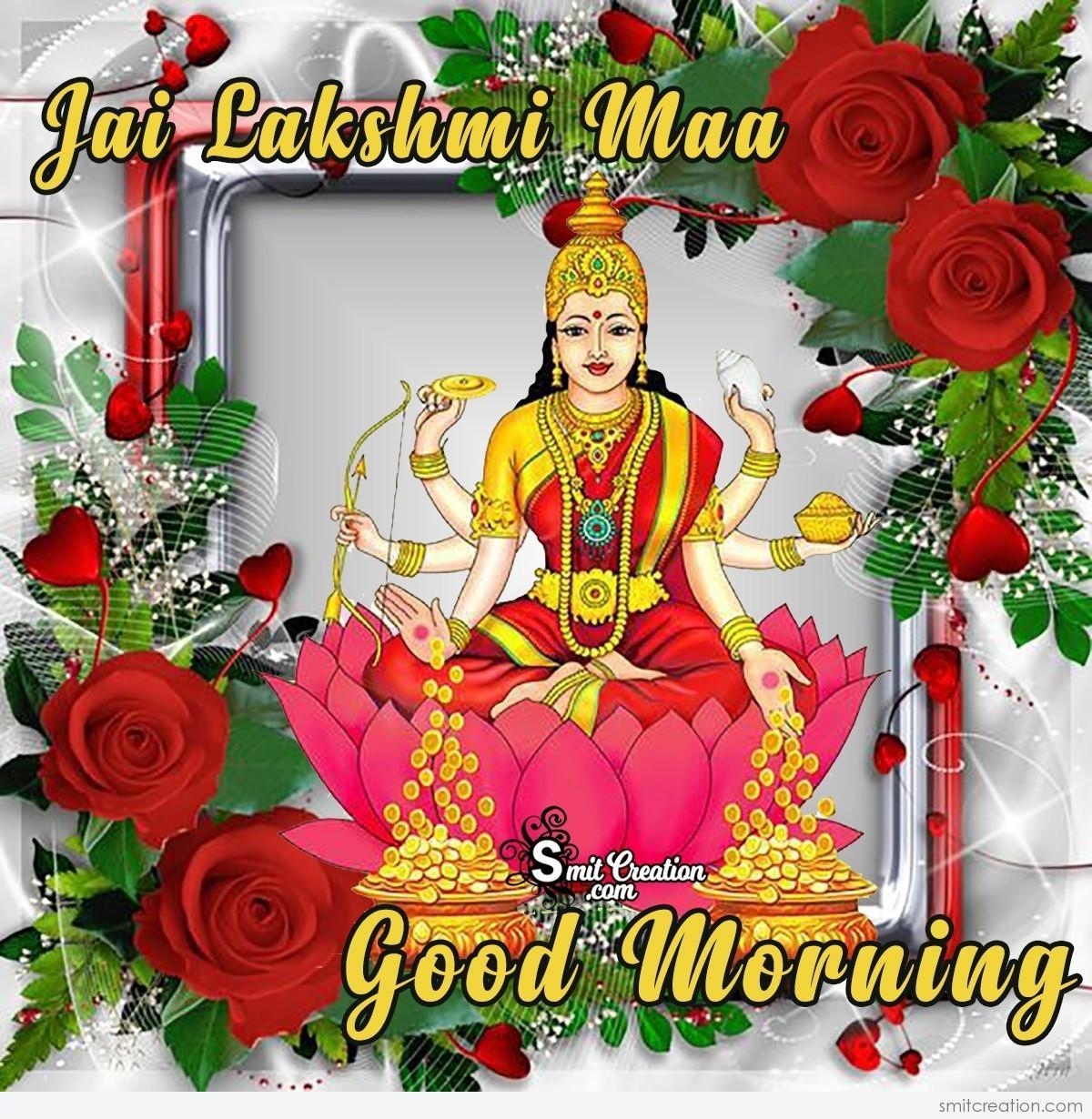 Best Good Morning Hindu Goddess Images Smitcreation Com