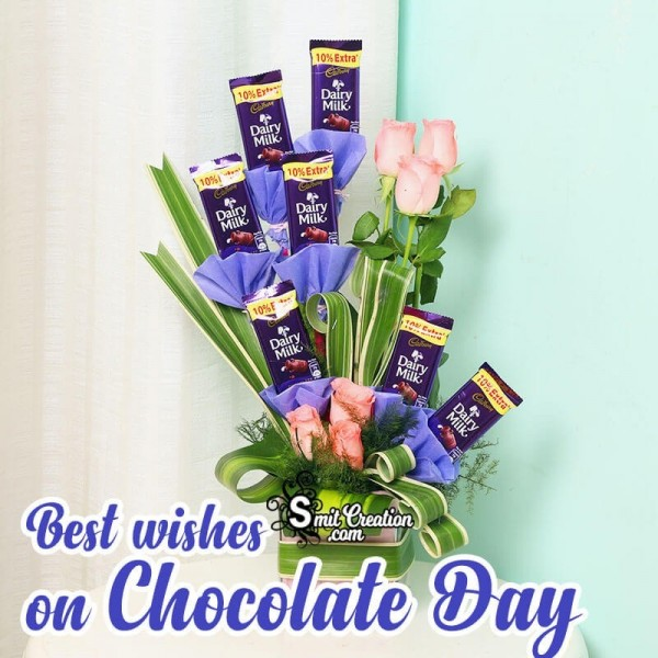 Best Wishes On Chocolate Day