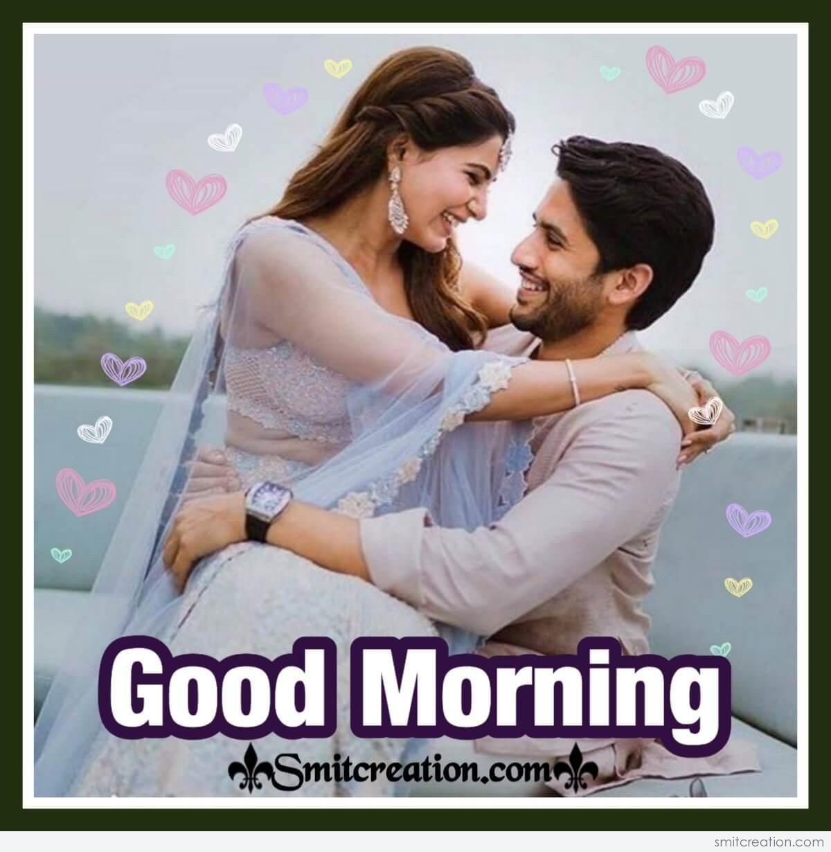 Good Morning Hugging Couple Pic Smitcreation Com