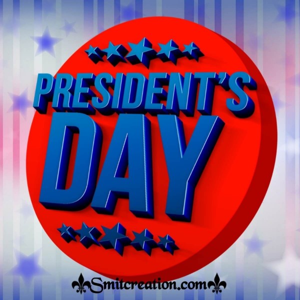 President's day Card