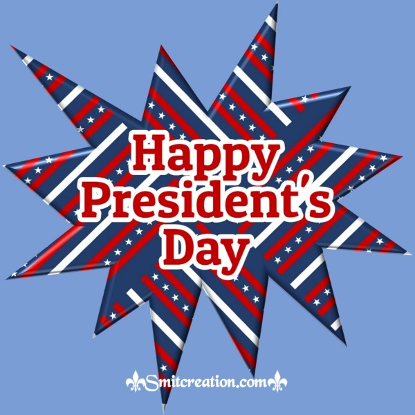 Happy President's Day Image