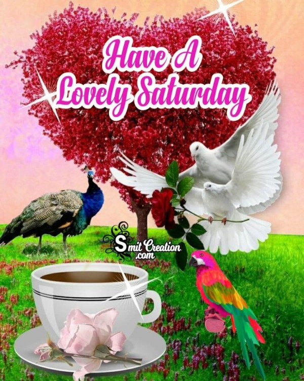 Have A Lovely Saturday