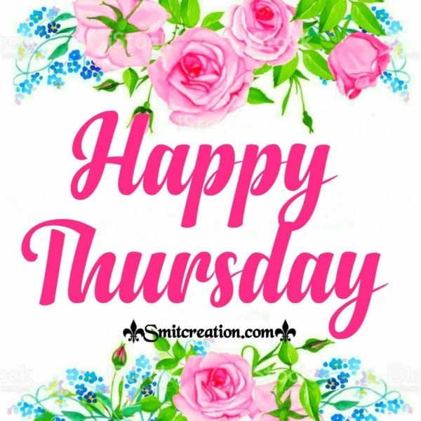 Happy Thursday Card