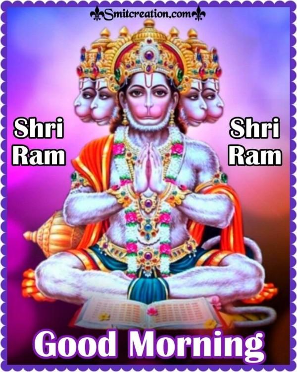 Good Morning Hanuman Pic