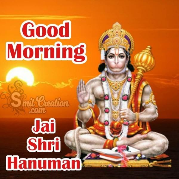 Good Morning Jai Shri Hanuman