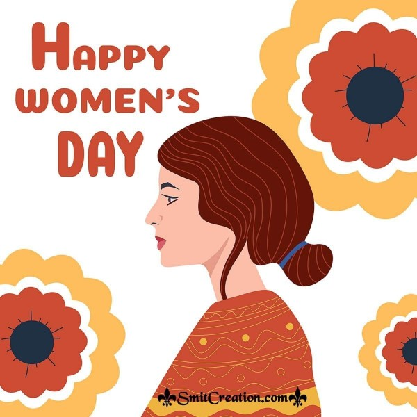 Happy Women's Day Pic