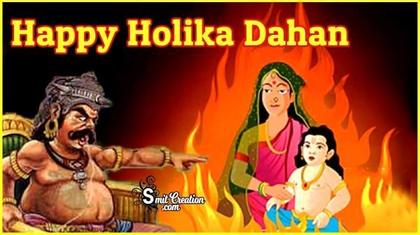 Happy Holika Dahan