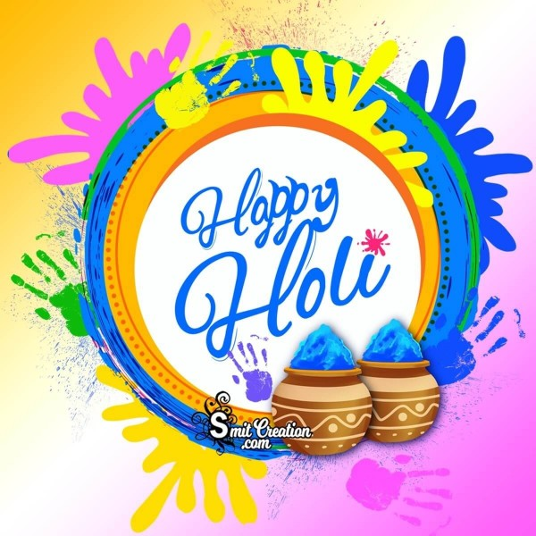 Happy Holi Nice Image