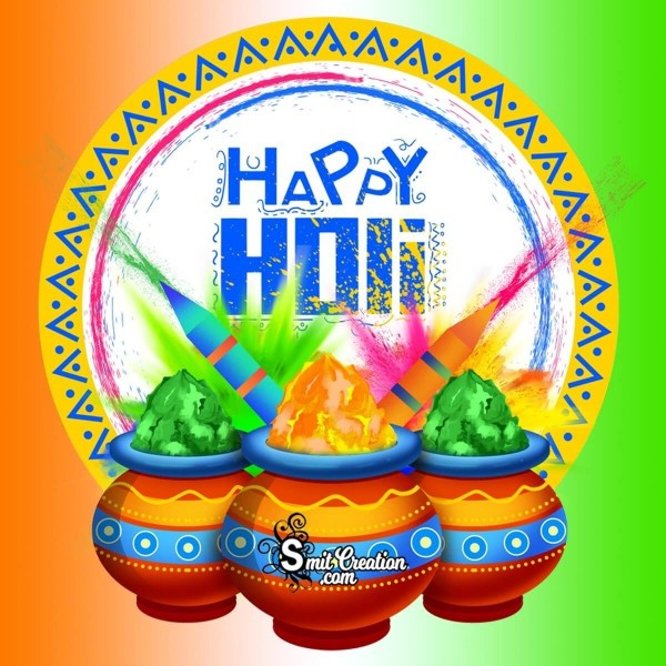 Happy Holi Festival Of India